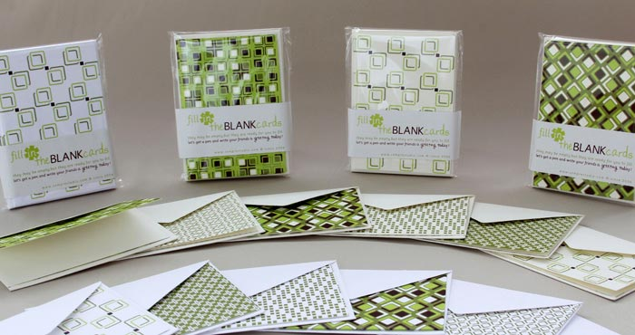 """Fill-In-The-Blank Cards"" Sempre Studio"